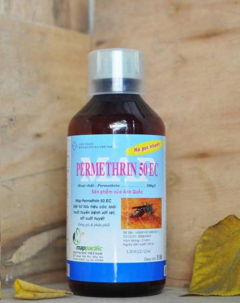 diệt muỗi có gốc Pyrethrin là sản phẩm ít gây ảnh hưởng tới con người nhất nhưng không phải là không độc hại.