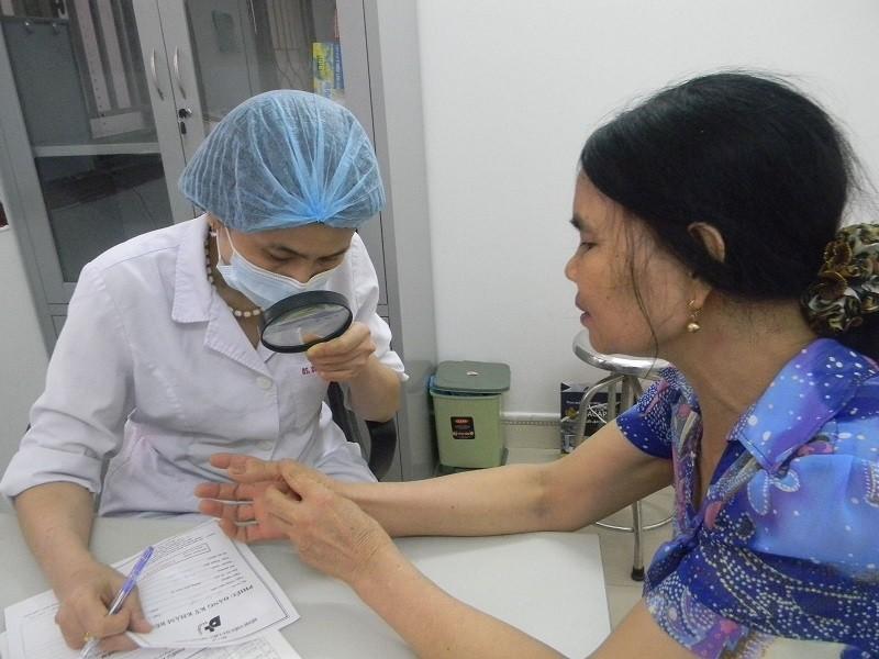 Đến gặp bác sĩ nếu bị côn trùng cắn và có những triệu chứng khác thường