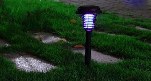 nguyên lý hoạt động của đèn diệt muỗi