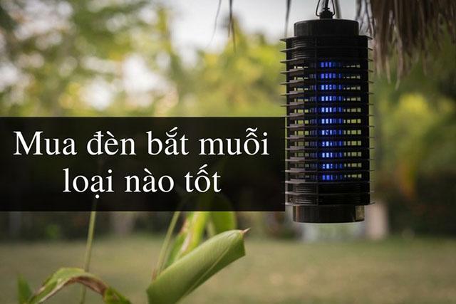 thương hiệu đèn diệt muỗi nào tốt