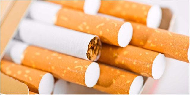 dùng thuốc lá đuổi nhện