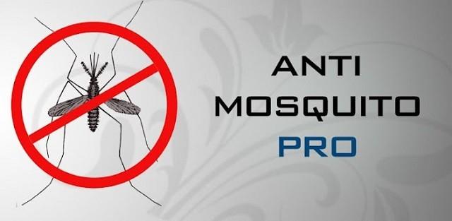 Anti Mosquito Pro ứng dụng đuổi muỗi hiệu quả cho IOS và Android