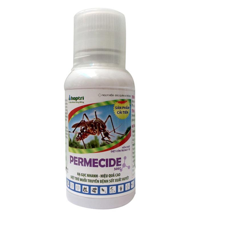 Thuốc tiêu diệt muỗi Permecide 50EC