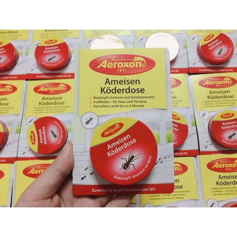 Hộp diệt kiến Aeroxon của Đức