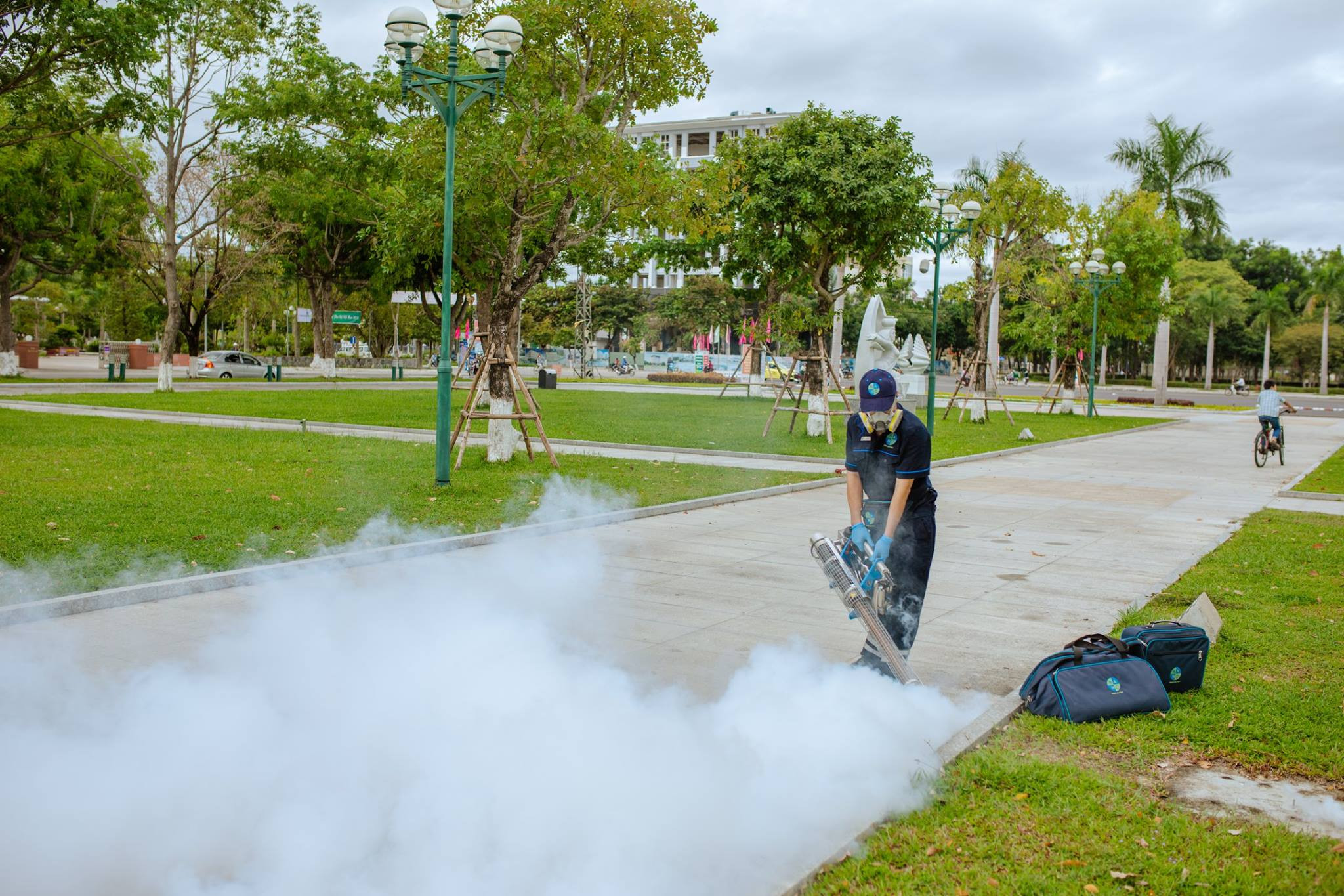Công ty diệt côn trùng tại Hà Nội
