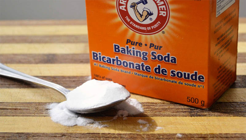 Baking Soda kẻ thù của loài gián