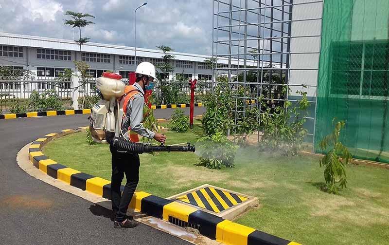 Công ty diệt côn trùng tại Tp. Hồ Chí Minh diệt côn trùng cho khu dân cư, công trình xây dựng, cơ sở thương mại...