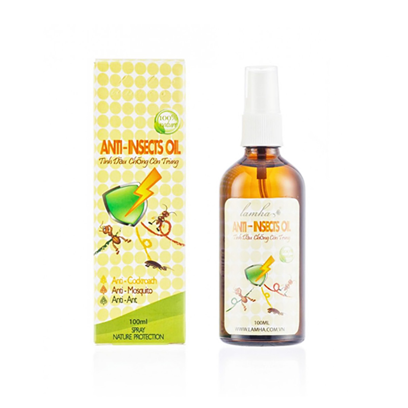 Tinh dầu Anti Insects Oil diệt kiến hiệu quả