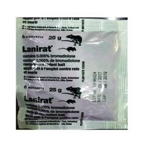 Thuốc diệt chuột Lanirat